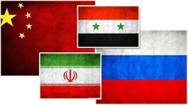 Suriye çok kutuplu dünyanın yolunu çiziyor