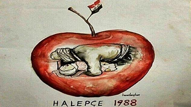 'Elma kokusu' ile cennete gitmenin adıdır Halepçe...