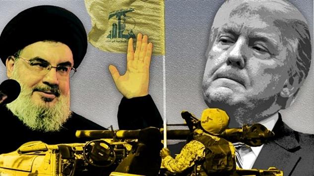 Tump yönetiminin Hizbullah korkusu