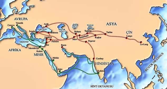 Suriye İpek Yolu'nda ABD'nin çıkarlarını nasıl yok edecek? width=