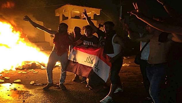 Basra olayları ve zamanlaması