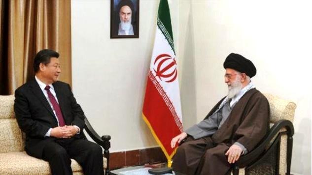 İran ve Çin'in 25 Yıllık Kapsamlı İşbirliği Belgesi