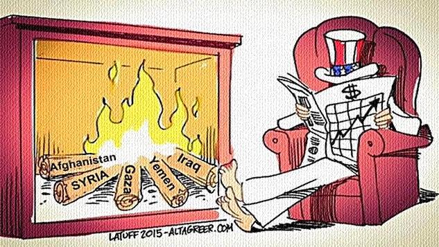 Amerika Suriye'de başarılı olursa cehennemin ateşi bütün bölgeyi cayır cayır yakacak
