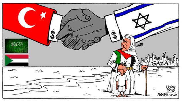 İslam ülkeleri arasında Siyonist İsrail ile ilişkileri 'normalleştirme' modası