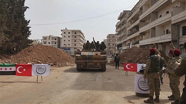 Suriye savaşının yeni çatışma merkezi Afrin: Bundan sonra ne olacak? width=