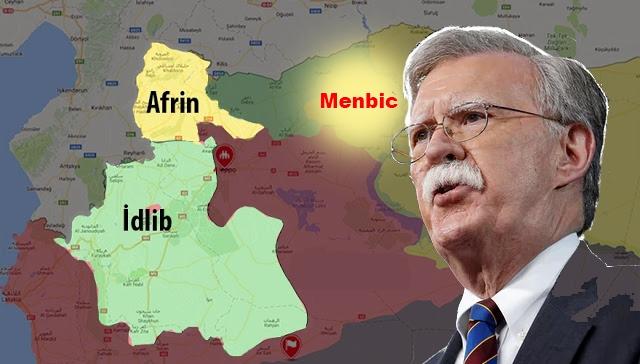 İdlib operasyonu ve ABD
