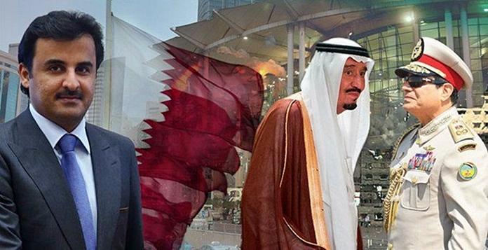 Katar'a askeri müdahaleye doğru width=