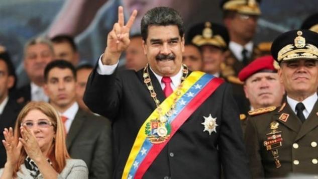 Venezuela, Amerikan başarısızlığının bir örneğidir width=