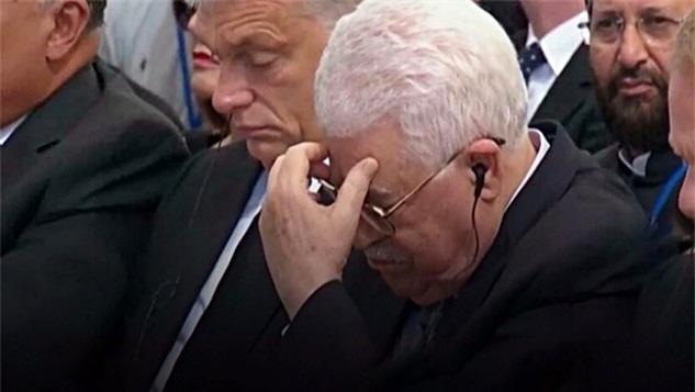 Siyonist Peres'e gözyaşı döken Siyonist sever lider ve iktidarlar