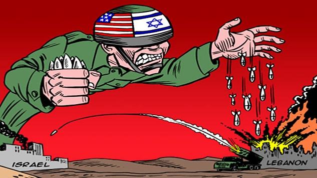 İsrail-Lübnan savaşının göstergeleri
