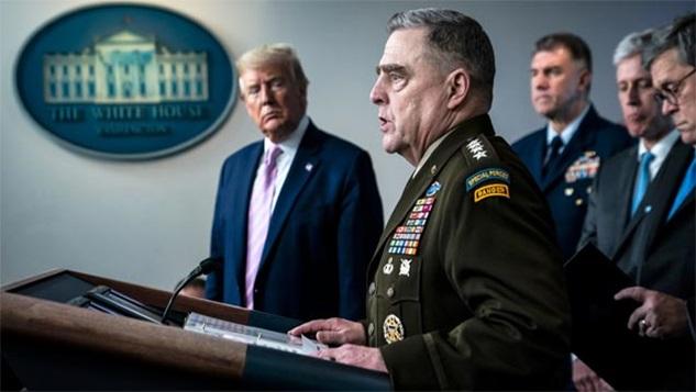 Amerika'da askeri darbe hazırlığı