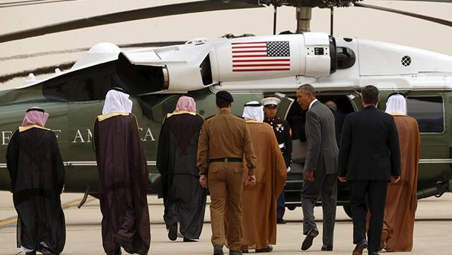 Darbe ile Amerika, Birleşik Arap Emirlikleri  ve Suudi Arabistan arasındaki kirli ilişki