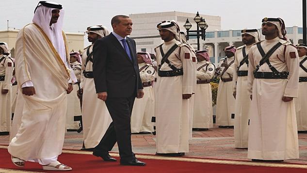 Katar'ın kara gün dostluğuna ne oldu?