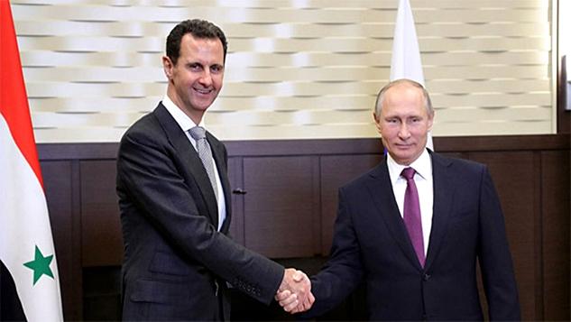 İran, Türkiye, Rusya devlet başkanları zirvesi öncesi Esad'tan sürpriz Rusya ziyareti