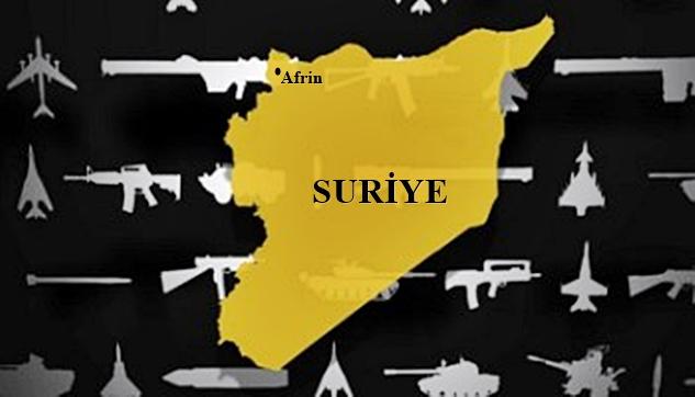 Afrin savaşının dörtlüsü