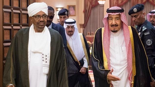 Suudi Arabistan ve Birleşik Arap Emirlikleri Sudan meselesinin neresindeler?