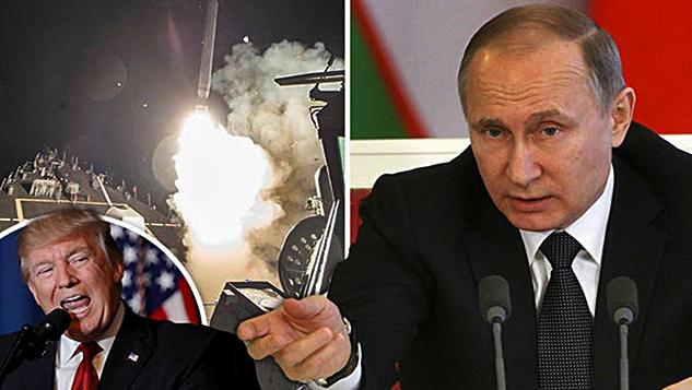 Suriye'de artan ABD-Rusya çatışması tehlikesi