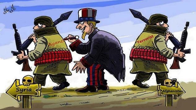Terörizmin jeopolitiğini kavramak