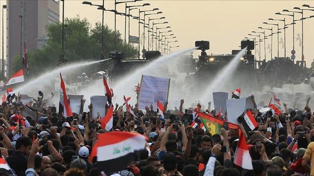 Irak'ta yönetimi düşürmeye çalışan silahlı eylemciler kim?