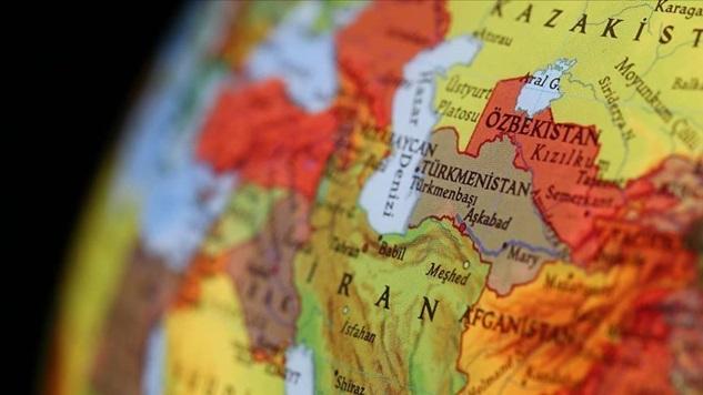 Batı Asya'da yeni gelişen siyasi mimari