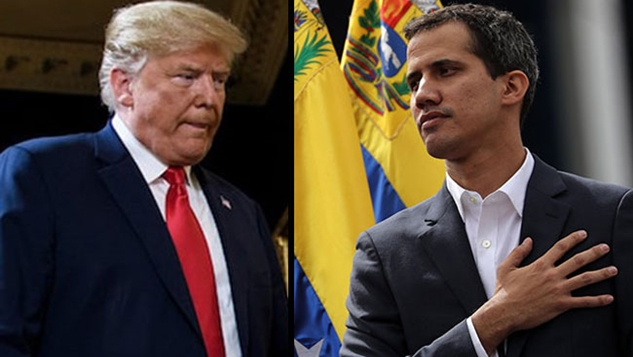 ABD rejim değişikliği laboratuvarı, Venezuela darbecisi Juan Guaido'yu nasıl imal etti?