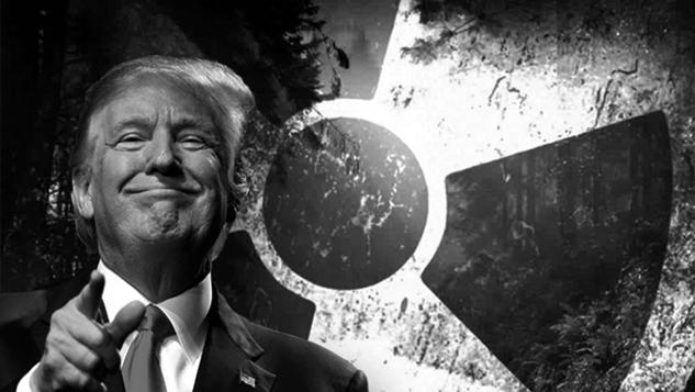 İran'ı nükleer silah elde etmeye çalışmakla suçlayan ABD dünyayı bir nükleer savaşa doğru sürüklüyor