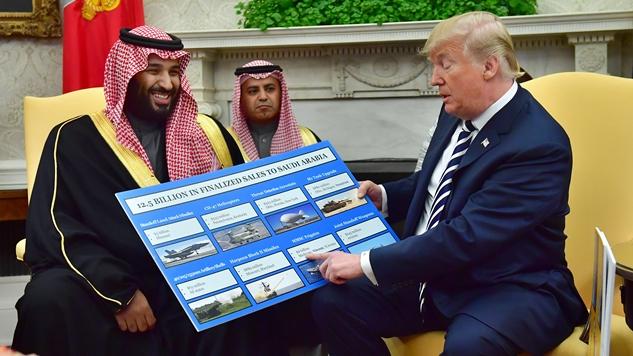 """Bin Selman, petrole alternatif yatırımlar ile """"Quincy"""" anlaşmasını canlandırmaya çalışıyor"""