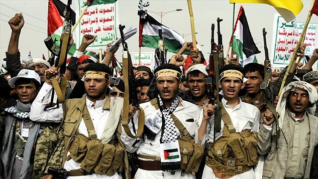 Yemen'de Husiler artık daha güçlü width=